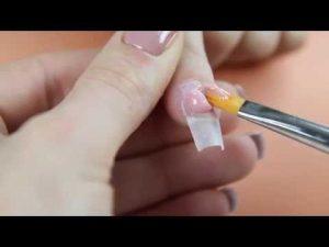 curso de uñas de gel