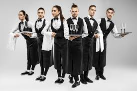 camarero extra Barcelona